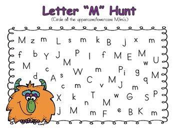 letter m preschool unit by preschool discoveries tpt 169 | original 1682738 4
