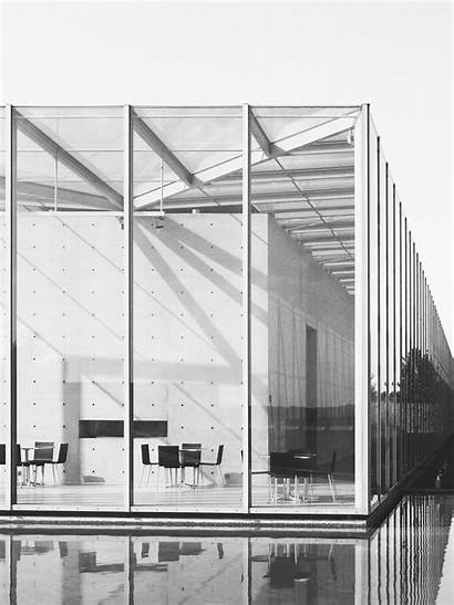 Tadao Ando Architecture Foundation Museum Langen Building