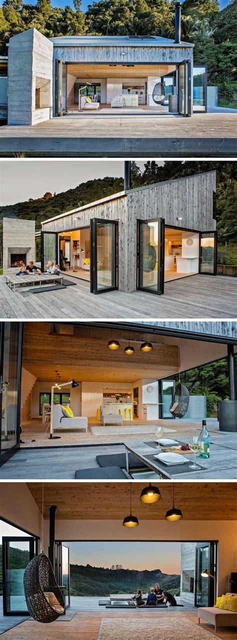 Die Moderne Haus by Dieses Moderne Haus Hat Versunkene Badewannen Im Deck