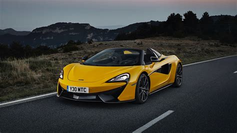 Review Mclaren 570s by Mclaren 570s Spider Review Caradvice
