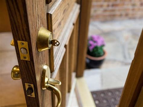 All About The Different Types Of Door Locks