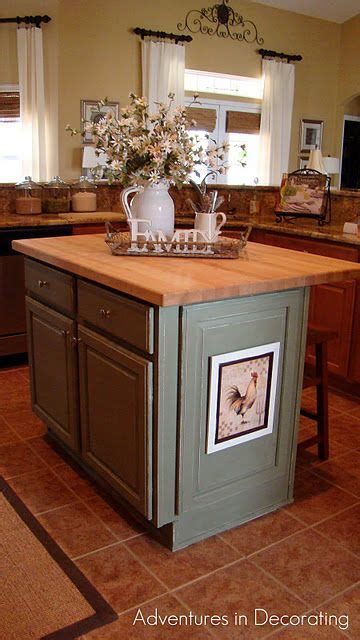 islands counter tops  roosters  pinterest