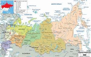 Russia maps | Eurasian Geopolitics