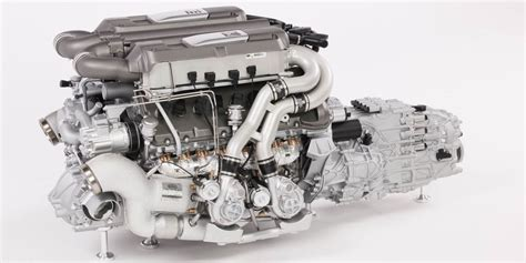 What Type Of Engine Does A Bugatti by This 1 4 Scale Bugatti Chiron Engine Costs 9 365 Carscoops