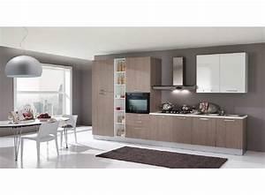 Cuisine équipée Solde : cuisine equip e meubles de cuisine ~ Teatrodelosmanantiales.com Idées de Décoration