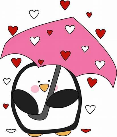 Clip Valentine Valentines Rourke Graphics Hearts Raining