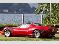 Top car ratings Alfa Romeo Tipo 33 Stradale