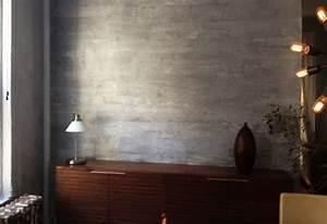 Wand Metallic Effekt : wand streichen ideen und techniken f r moderne ~ Michelbontemps.com Haus und Dekorationen