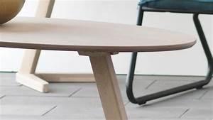 Beistelltisch Eiche Geölt : couchtisch ollie beistelltisch eiche natur massiv wei ge lt 120x60 cm ~ Buech-reservation.com Haus und Dekorationen