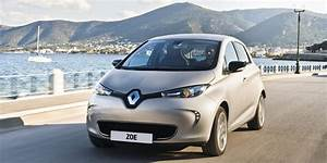 Renault Zoe Prix Ttc : la renault zo 2017 pourra rouler th oriquement pendant 400 km tech numerama ~ Medecine-chirurgie-esthetiques.com Avis de Voitures