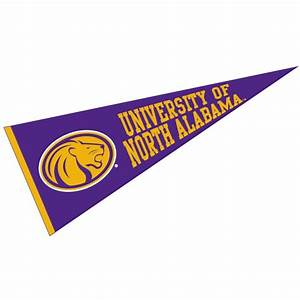North Alabama Lions Pennant your North Alabama Lions ...