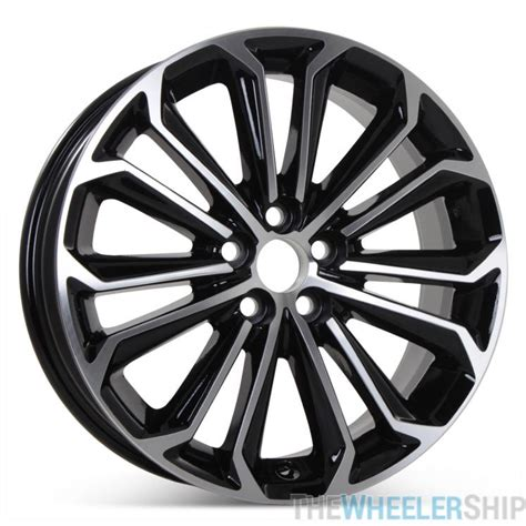 2014 2016 toyota corolla sport wheels 17 quot corolla s wheels