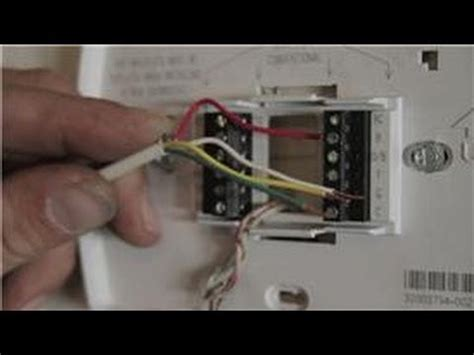central air conditioning information how to wire a digital thermostat