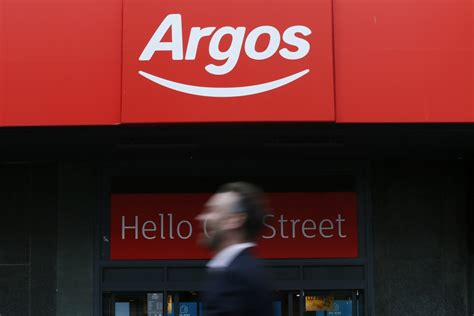 argos website  outage hits  service