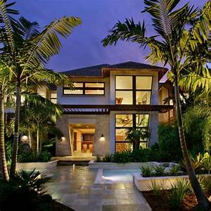 10, Best, Modern, Tropical, House, Designs, Trend, 2019, U2014, Teracee