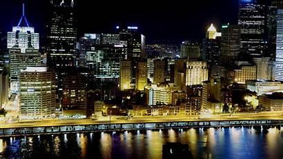 Pittsburgh Skyline Wallpapers Steelers Desktop Backgrounds Screensavers