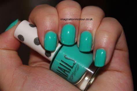 Tiffany Blue Opi Nail Polish