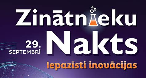 Zinātnieku naktī iesaistās arī Ventspils Augstskola un ...