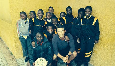 Jason Grosfeld Irongate by Developer S Project Helps Children In Africa
