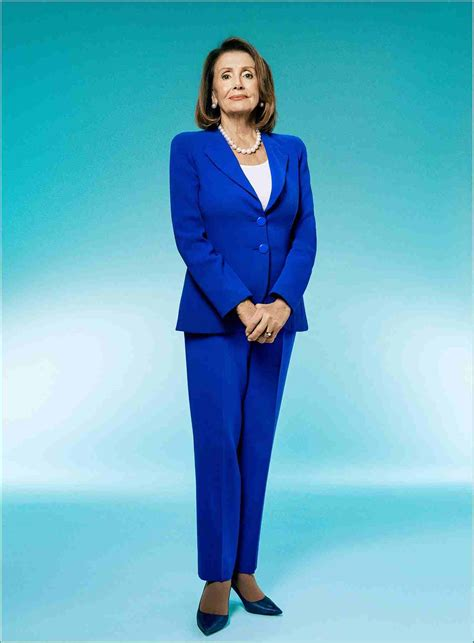 nancy pelosi biography net worth height age weight