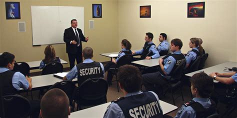 security guard training issues  scare   guard