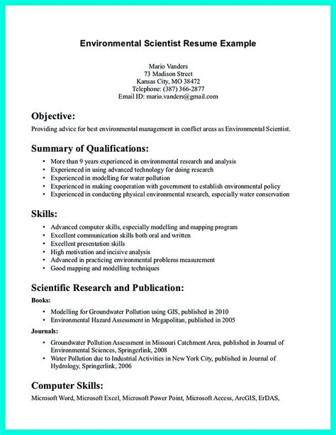 data scientist resume include