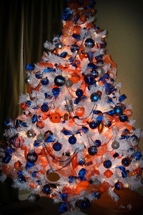 denver bronco christmas tree denver broncos quotes