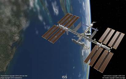 Iss Wallpapers Space Station International Widescreen Cave