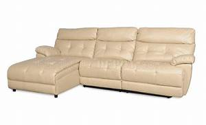 3117 power reclining sectional sofa in champagne by albany for Allison recliner sectional sofa by albany industries