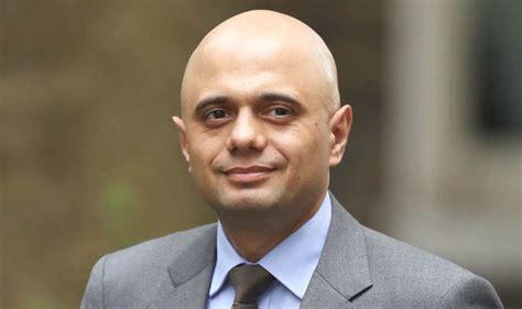 sajid javid declares britain open  business  stock