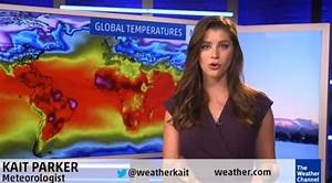 "Weather Channel Meteorologist Calls Out Breitbart: ""Please ..."