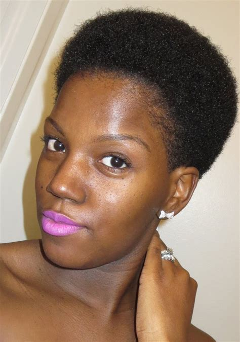 Tapered Cut   4C Natural Hair   YouTube