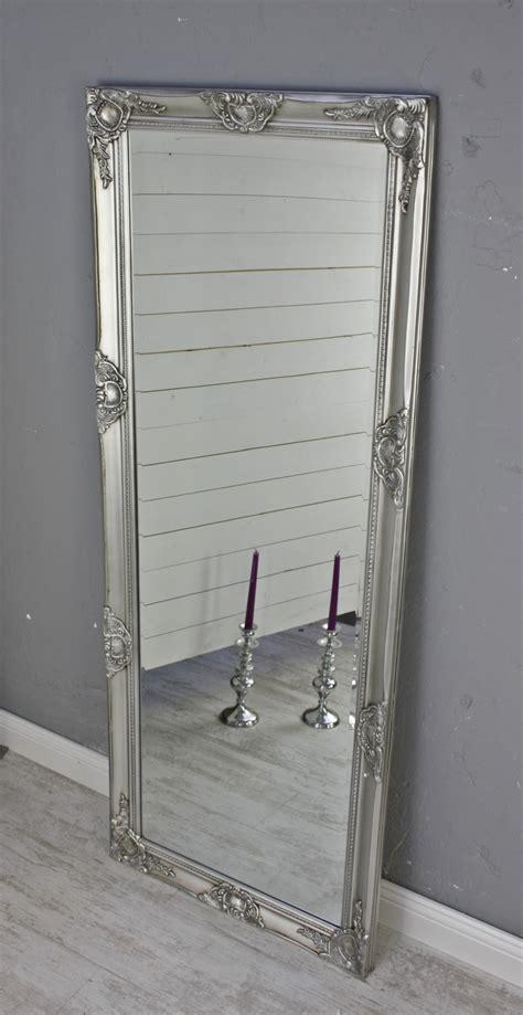 spiegel barock silber spiegel silber 150cm barock holz