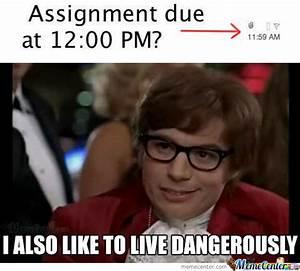 Too lazy to do homework