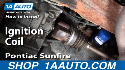 install replace ignition coil chevy cavalier
