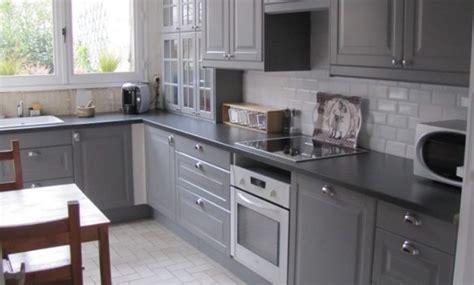 le mans cuisine design cuisine bois repeinte en gris 32 le mans