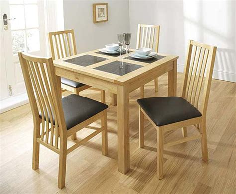 atlantis square dining table optional dining chairs