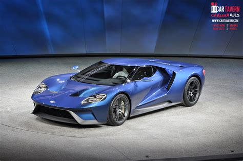 The New Ford Gt 2017 by 2017 Ford Gt 600 Hp Turbo V6 Revealed Car Tavern