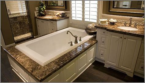 Marble Vs Granite Bathroom Countertops by Marble Bathroom Counters Brown Marble Countertops 30