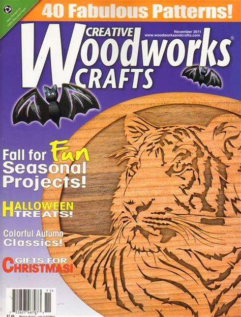creative woodworks crafts magazine wood design
