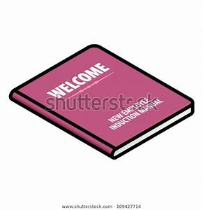 Human Resources Hr Concept Employee Welcomeinduction Stock