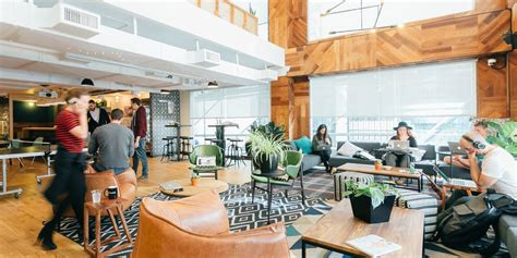 Pacific Design Center Kitchen by Wework To Seattle Footprint In 2018 As Co Working