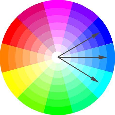 color wheel scheme mobile app design 14 trendy color schemes