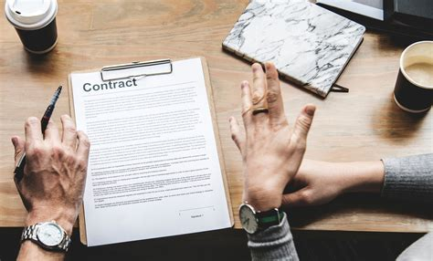 Photography Contract Template (2019 Update
