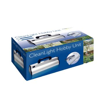 Uv Light Cleaning by Clean Light Hobby Unit Uv For Powdery Mildew