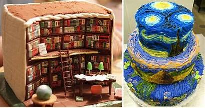 Cake Creative Cakes Confectionery Line Decorating Demilked