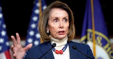 Nancy Pelosi contradiction she criticized Trump's action ...