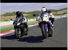 Bmw S1000RR Vs S1000RR HP4 Top Speed How to Die FAST