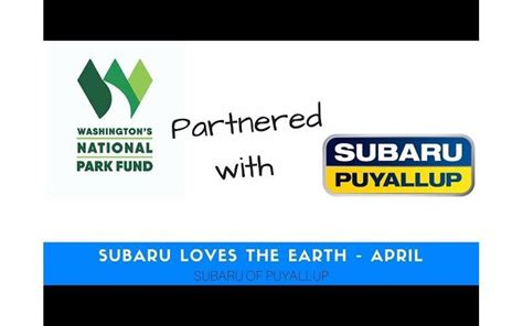 Subaru Of Puyallup by Subaru Promise Begins With Subaru Of Puyallup In