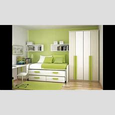 Tiny Bedroom With Ikea Furniture Decorating Ideas  Youtube
